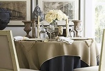 Home - Dining Room / by Tracie O'Brien