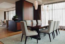 Dining Room / Modern & Traditional Dining Room ideas