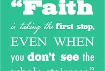 Faith / by Freida Stewart