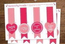 Valentinstag - DIY und Inspiration / Valentine's Day <3