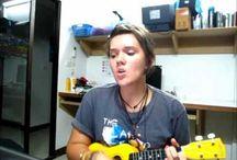 ukulele / by Alexandrea Quinn