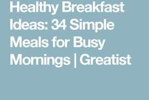 Breakfast  الفطور