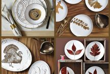 Seasonal Photography 2015 / Images and inspiration for styling Christmas, Halloween and Fall Harvest photoshoots... images from Pottery Barn, Crate and Barrel, West Elm