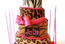 Chloe's 8th birthday party