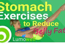 Ab easy exercise
