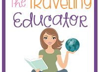 The Traveling Educator's Products
