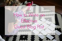 Blogging Like a Boss / by Nikki Novo