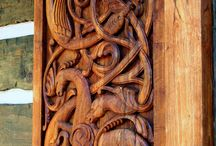 PROJECT BOARD - Eorlingas DEKOR / dekor, hangulat, tárgyak, stb.  Rohan, décor