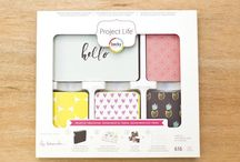 Project 52 Edition 2017 Project Life / Layout and ideas using the Project 52 Edition 2017 Project Life Core Kit by Becky Higgins