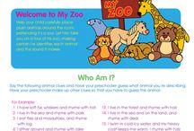 Zoo camp / by Anita Brendle-Corum