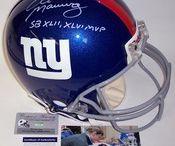 New York Giants Memorabilia / New York Giants Memorabilia
