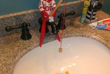 Pickles our Elf on a Shelf / by Amy Everitt