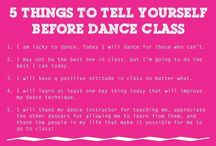 Being a dance teacher