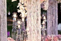 Beautufil table decorations