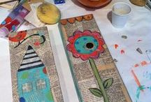 Art journal y más ideas chulas