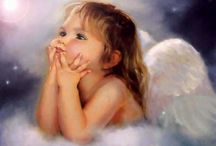 Baby Angels / Beautiful and inspirational representations of our wee ones.