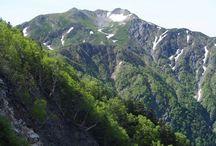 仙丈ヶ岳(南アルプス)登山 / 仙丈ヶ岳の絶景ポイント|南アルプス登山ルートガイド。Japan Alps mountain climbing route guide