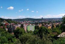 Brno - Brünn - Czech republic / Architecture and history of the city of Brno, Czech Republic.