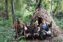 Gorillas, volcanoes & the Batwa tribe of Mgahinga Gorilla National Park, Uganda