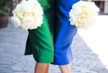 Svadba v štýle kráľovského páva