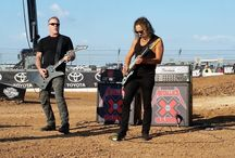 Metallica  X Games 2015