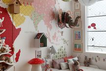 Kids room / Ideas for kids room / by Susan Koh