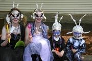 Alien Party / Mad Science  / by Kristin Schlupp