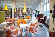 Libraries / A collection of inspirational library interiors