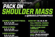 MusclePharm workouts