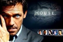 HOUSE/dr house / by Michelle Pachuta