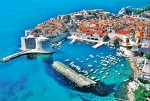 Dubrovnik | 100 Cities  / A visual peek into the natural beauty, architecture, and culture of one of the most interesting cities in the world. / by Knok