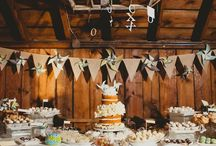 Dessert Tables / by Lou - Crumbs & Corkscrews