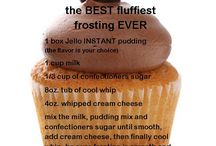 Frosting/Icing / by Jorelle Miller