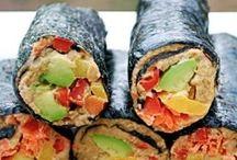special 'sushi' / vegan