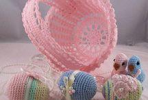 Easter: Crochet