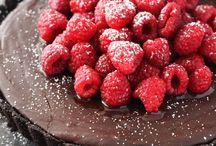 Chocolate / Everything from chocolate confections to chocolate ice cream to chocolate cakes and tarts.  Yumm!!!