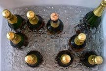 Champagne in Summer / Champagne experience in summer and to celebrate summer