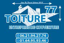 TOITURE77 / LE SPECIALISTE DE LA TOITURE COUVERTURE