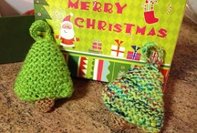 Christmas Crochet and Knitting