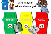 Earth Day Activities / Lots of activities and ideas for your young learners about the environment and how to take care of it.