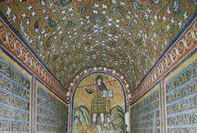 Cappella di Sant'Andrea - Ravenna / [Official account] Un viaggio nei monumenti UNESCO di Ravenna. Photobook of the UNESCO mosaic monuments located in Ravenna.