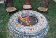 Chimeneas y fuegos
