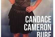Candace Bure workout