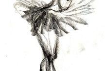 Draw dance