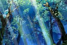 자연 (숲)