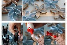 craft into flowers