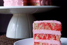 FOOD - CAKE & CUPCAKES  / by Bridgette Floyd