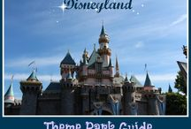 Disneyland Theme Park - California / The original Walt Disney theme park located in Anaheim California.  Classic attractions like the Matterhorn, Mr. Toad, Pirates of the Caribbean, Big Thunder, Tea Cups, Space Mountain and more.  Plus dining at Blue Bayou, The Plaza, and Cafe Orleans where you can get Mickey shaped beignets!