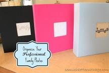 Organizing / by Erika Holmes