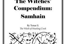 Sabbats - Samhain / by Cora van Leeuwen